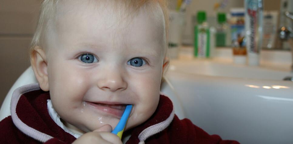 Zdravi zubi za djecu i buduće mame